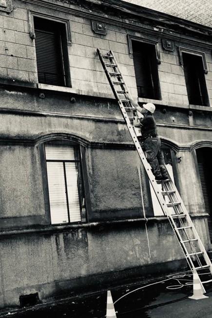 Façade Bernard Couvreur